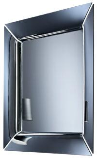 Καθρέπ καρέκλα - 105 x 105 cm Ασημί FIAM Philippe Starck