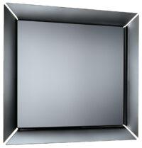 Caadre TV Mirror - 155 x 140 cm Black | Titanium FIAM Philippe Starck