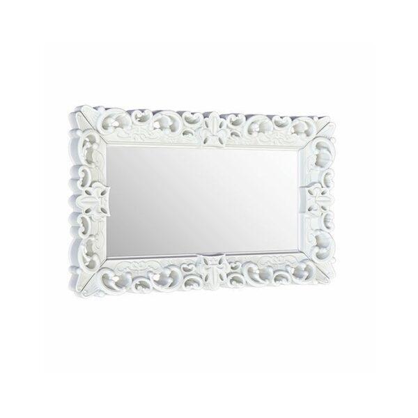 Mirror Of Love M White Slide Moropigatti 1