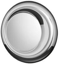Mirror Rosy - Ø 100 cm Silver FIAM Massimiliano & Doriana Fuksas