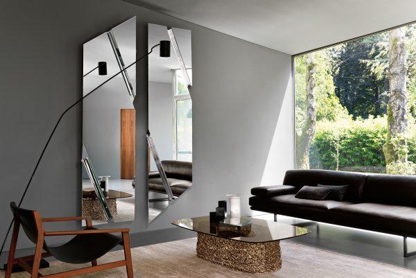 Ο καθρέφτης φτερού FIAM Mirror Daniel Libeskind