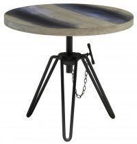Table Overdyed Grey lave Diesel ak Moroso Diesel Creative Ekip 1