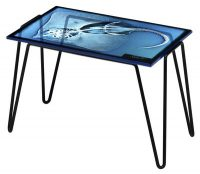 Table Xradio 1 Race Blue | Black Diesel with Moroso Diesel Creative Team 1