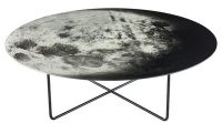 Coffee table My moon White | Gray | Black Diesel with Moroso Diesel Creative Team 1