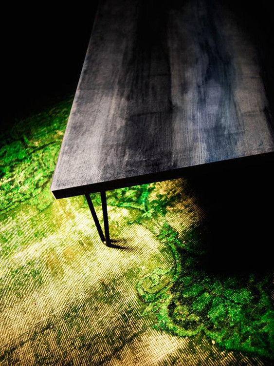 Low table Overdyed Gray washed Diesel with Moroso Diesel Creative Team 2