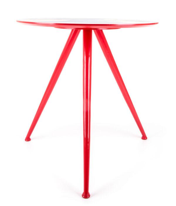 Toiletpaper coffee table - Lipsticks Ø 70 x H 64 cm Multicolor Seletti Maurizio Cattelan | Pierpaolo Ferrari