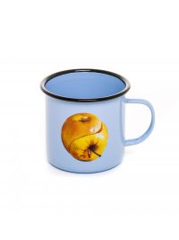 Coupe de papier hygiénique - Seletti multicolore pomme Maurizio Cattelan | Pierpaolo Ferrari