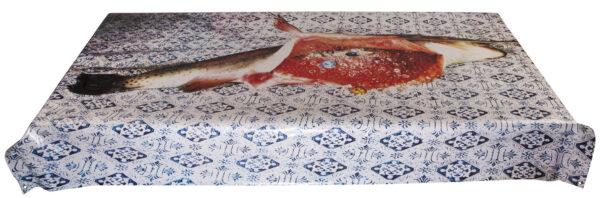 Toiletpaper tablecloth - Seletti Fish Multicolored Maurizio Cattelan | Pierpaolo Ferrari