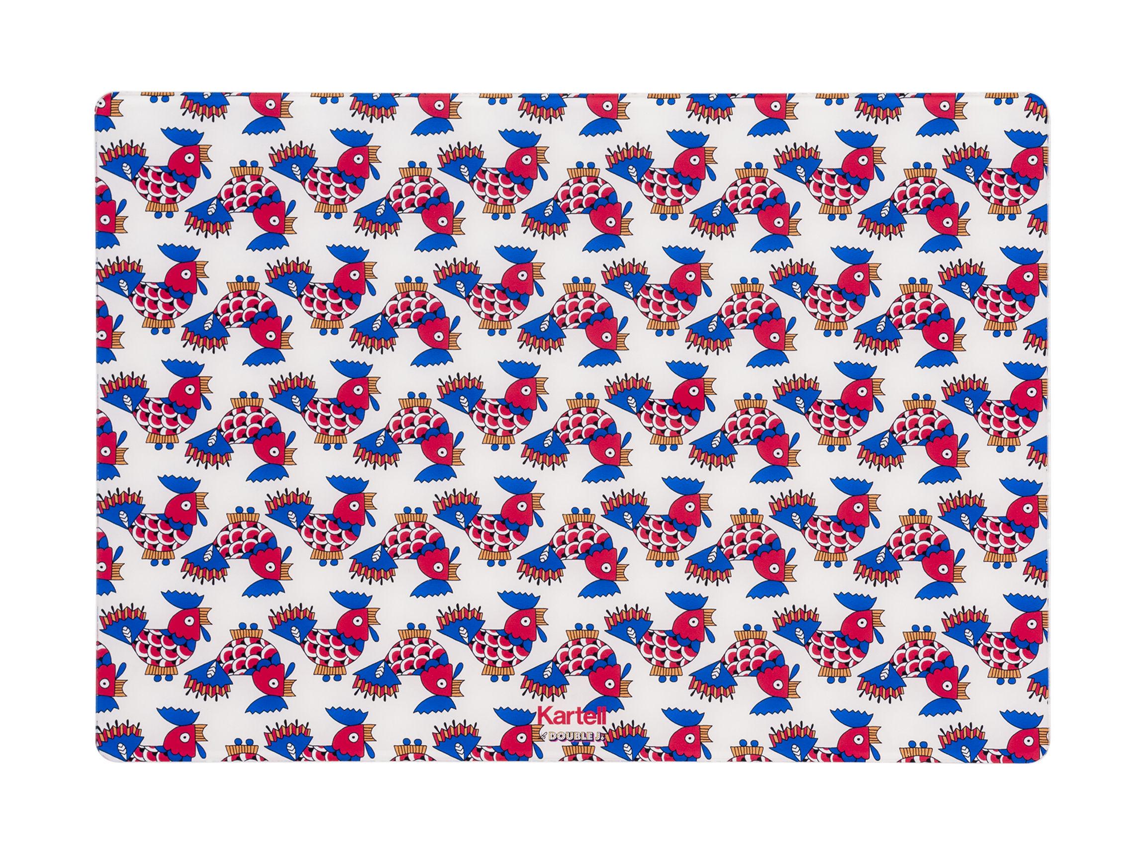 Mantel rígido L'Americana La Double J - / 42 x 30 cm - Galletti Kartell La Double J 1