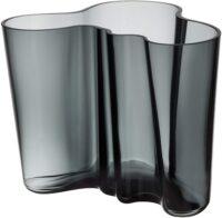 AlvarAalto花瓶-H160 mmIittalaグレーAlvarAalto 1
