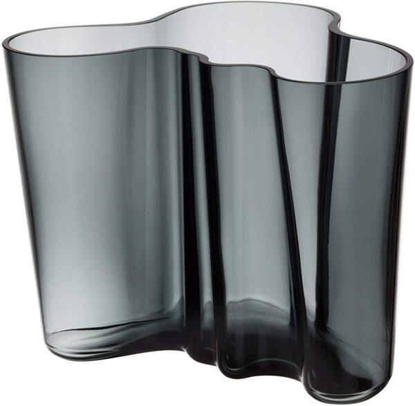 Alvar Aalto Vase - H 160 mm Iittala Gray Alvar Aalto 1