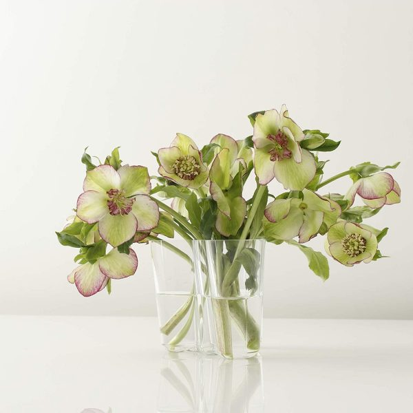AlvarAalto花瓶-H160mm透明IittalaAlvar Aalto 2