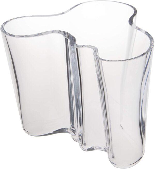 AlvarAalto花瓶-H160mm透明IittalaAlvar Aalto 1