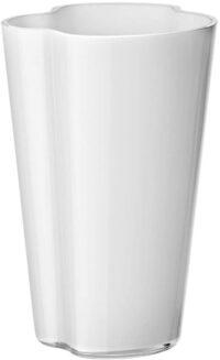 Βάζο Alvar Aalto - H 220 mm Λευκό Iittala Alvar Aalto 1
