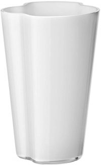 Alvar Aalto Vase - H 220 mm White Iittala Alvar Aalto 1