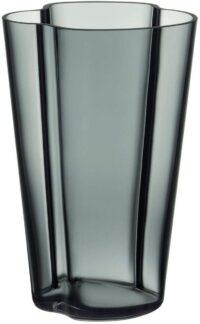 Alvar Aalto Vase - H 220 mm Iittala Gray Alvar Aalto 1