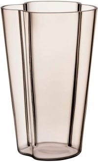 Alvar Aalto Vase - H 220 mm Linen Iittala Alvar Aalto 1