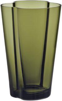 Βάζο Alvar Aalto - H 220 mm Iittala Green Alvar Aalto 1