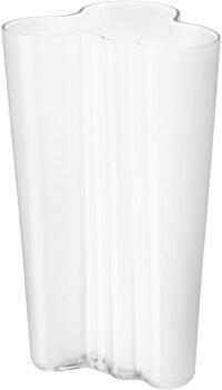 Vaso Alvar Aalto - H 251 mm Branco Iittala Alvar Aalto 1