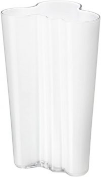 Alvar Aalto vaz - H 251 mm Blan Iittala Alvar Aalto 1