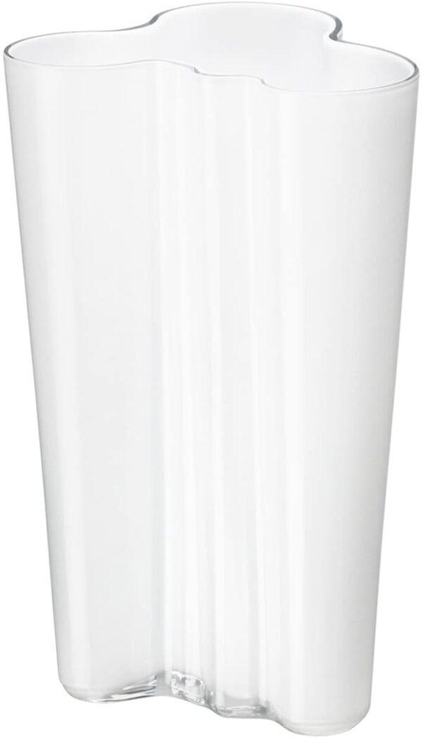 Βάζο Alvar Aalto - H 251 mm Λευκό Iittala Alvar Aalto 1