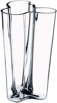 AlvarAalto花瓶-H251mm透明IittalaAlvar Aalto 1