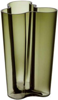 Alvar Aalto Vase - H 251 mm Iittala Green Alvar Aalto 1