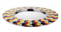 Bandeja de circo - Ø 48 cm Multicolor ALESSI Marcel Wanders 1