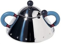 Sugar 9097 polished stainless Alessi Michael Graves 1