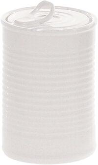 Καθημερινό βάζο αισθητικής - Ø 7 x H 11 cm Λευκό Seletti Selab | Alessandro Zambelli