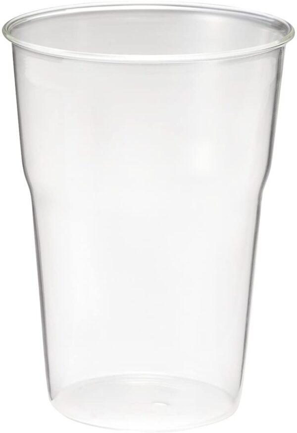 Vaso de agua Daily Aesthetic - juego de 6 Seletti Selab transparente | Alessandro Zambelli