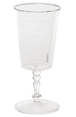 Seletti Selab Transparent Daily Aesthetic Wine Glass | Alessandro Zambelli