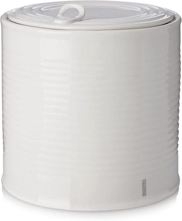 Chak jou Estetik Container - Ø 15 x H 15 cm Blan Seletti Selab | Alessandro Zambelli