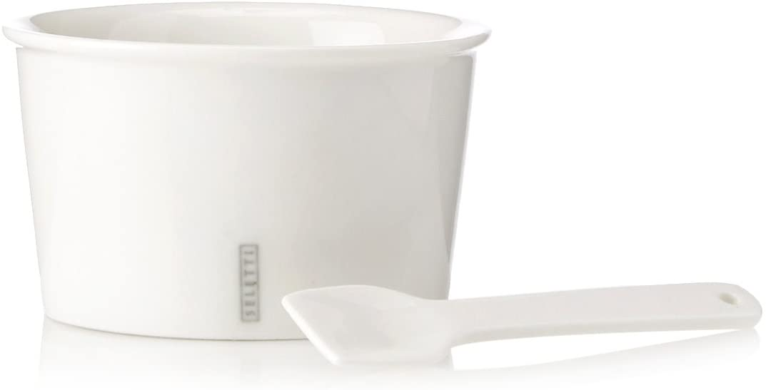Daily Aesthetic Cups - Set of 6 - With white spoons Seletti Selab | Alessandro Zambelli