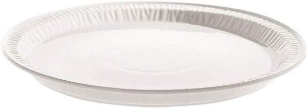 Prato de Sobremesa Estética Diária - Ø 20 cm - conjunto de 6 Seletti Selet Branco | Alessandro Zambelli