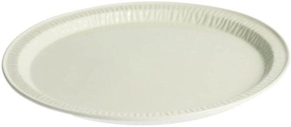 Καθημερινό πιάτο αισθητικού δείπνου - Ø 28 cm Λευκό Seletti Selab | Alessandro Zambelli
