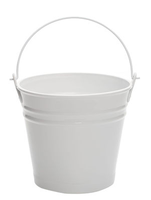Daily Aesthetic Ice Bucket - Seletti Selab White Vase Holder | Alessandro Zambelli