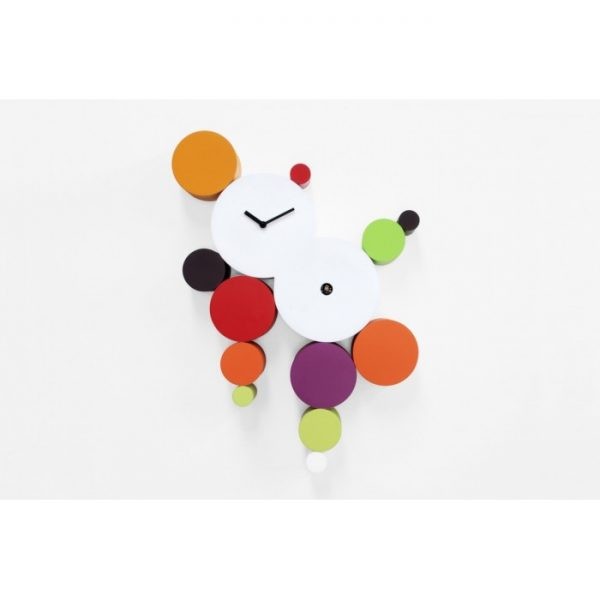 Cucuball Multicolored WATCHES Projects Manuel Barbieri 1