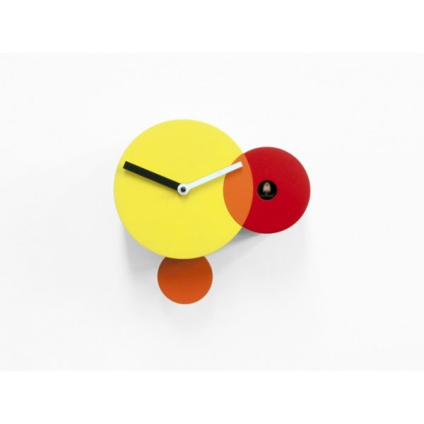 Kandinsky WATCHES Yellow | Red Progetti Barbero Design 1