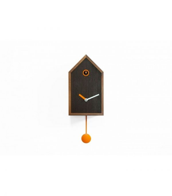 WATCHES Mr Orange Dark wood Projects Alberto Sala 1