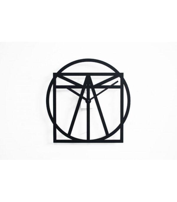 Vitruvius ΠΑΡΑΚΟΛΟΥΘΗΣΗ Μαύρο Progetti Eloisa Libera 1