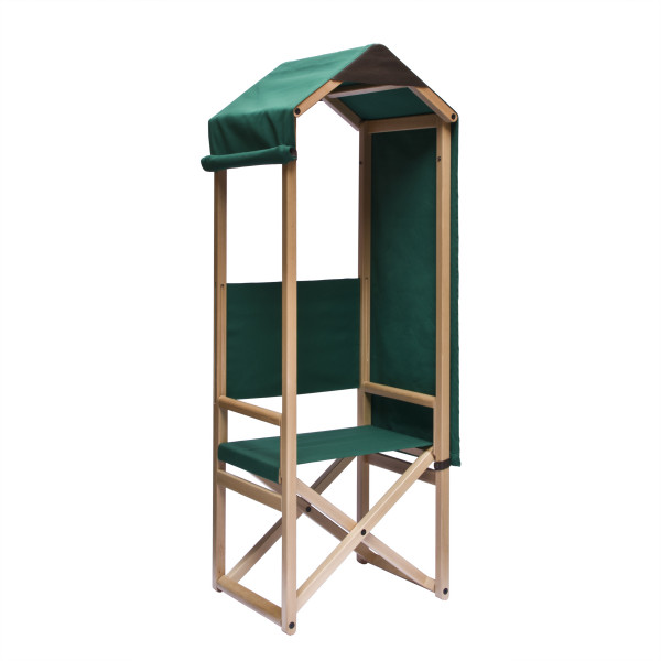 Rolo grüne Sessel | Holz internoitaliano Giulio Iacchetti