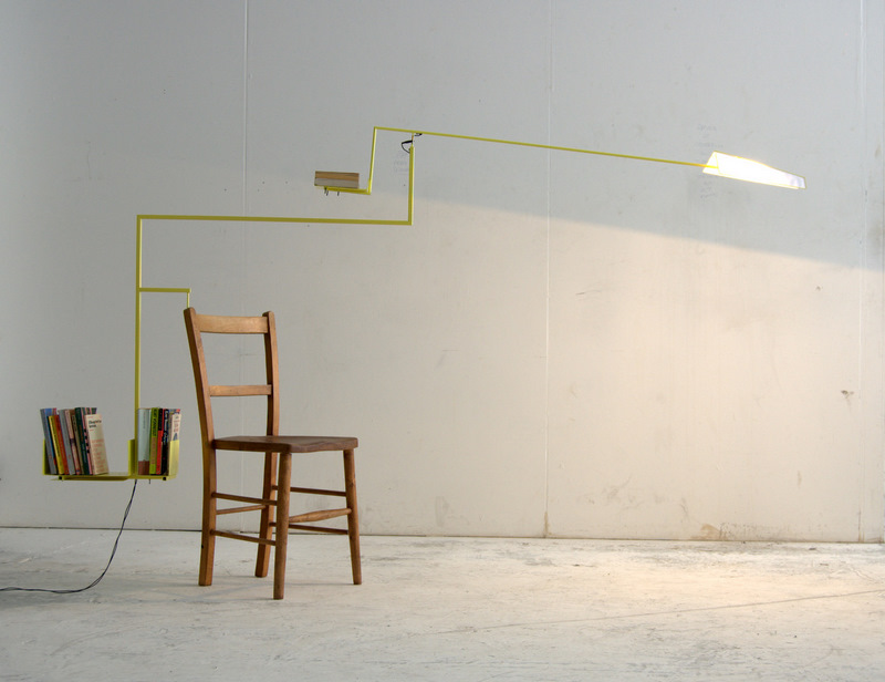 tom Foulsham großer Vogel Lampe Firma Design-Magazin 05