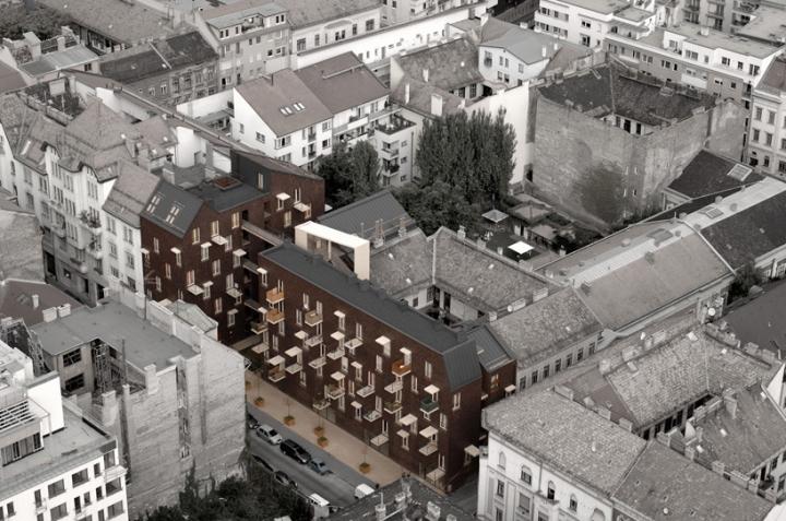 atelier Peter kis, Wiese Straße