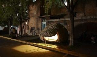 Egg Mobile Home, la casa mobile a forma d'uovo