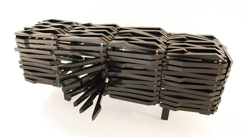 Sebastian Errazuriz, Porcupine Cabinet