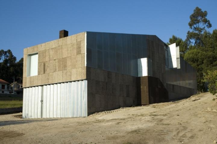 Arquitectos Anónimos: Cork Haus