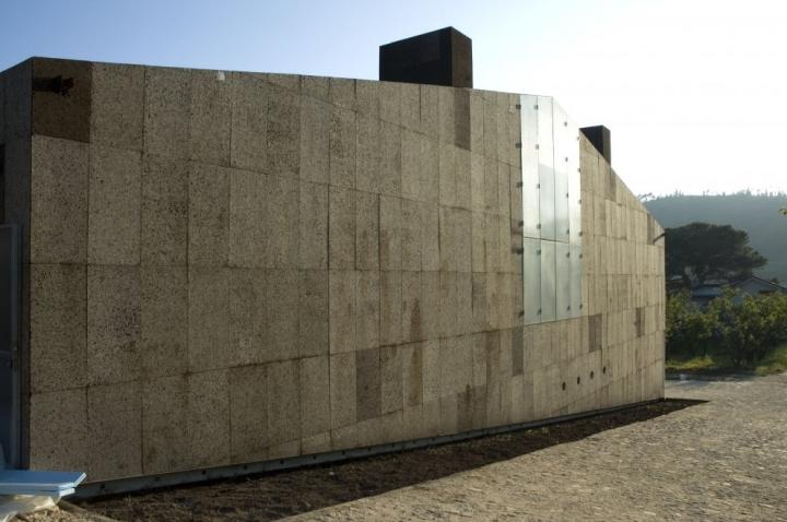 Arquitectos Anónimos: Cork Maison