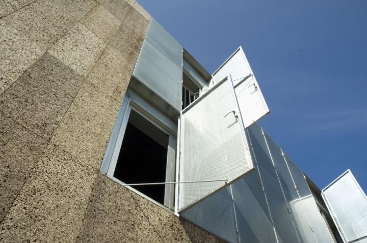 Arquitectos Anonimos: Cork Σπίτι