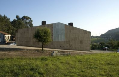 Arquitectos Anónimos: Casa Cork